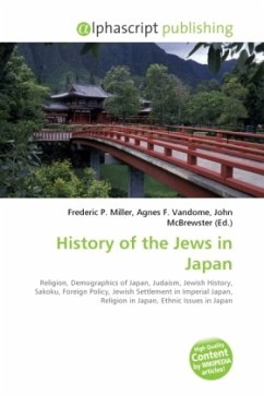 History of the Jews in Japan