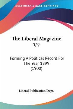 The Liberal Magazine V7