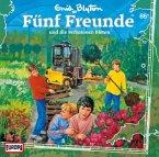 Fünf Freunde und die verbotenen Blüten / Fünf Freunde Bd.86 (1 Audio-CD)