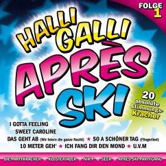 Halli Galli Apres Ski,Folge 1 - Diverse