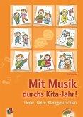 Mit Musik durchs Kita-Jahr!