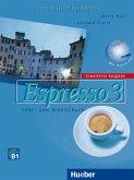 Espresso 3. Lehr- und Arbeitsbuch. Schulbuchausgabe