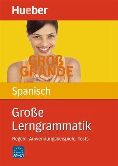 Große Lerngrammatik Spanisch - Moriena, Claudia; Genschow, Karen