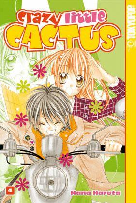 Buch-Reihe Crazy Little Cactus
