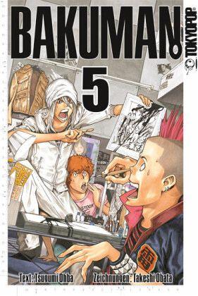 Bakuman. Bd.5 - Ohba, Tsugumi; Obata, Takeshi