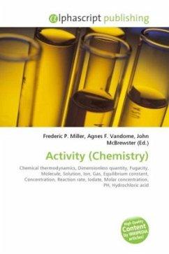 Activity (Chemistry)