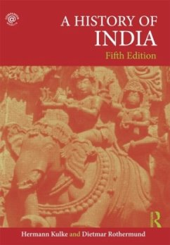A History of India - Kulke, Hermann; Rothermund, Dietmar