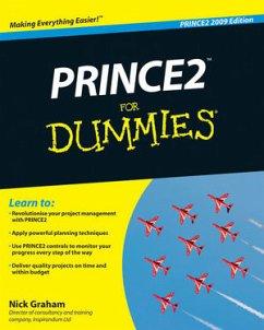 Prince2 for Dummies - Graham, Nick