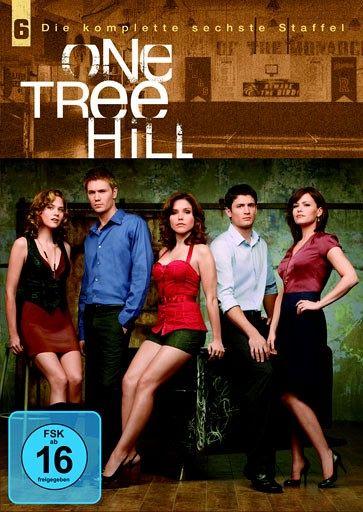 One Tree Hill - Die komplette sechste Staffel (7 Discs)