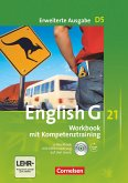 English G 21. Erweiterte Ausgabe D 5. Workbook mit e-Workbook und Audios online