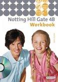 Notting Hill Gate 4 B. Workbook mit Audio-CD