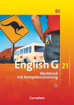 English G 21. Ausgabe B 5. Workbook mit Audios online - Seidl, Jennifer