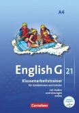English G 21. Ausgabe A 4. Klassenarbeitstrainer mit Audios und Lösungen online