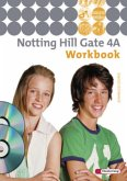 Notting Hill Gate 4 A. Workbook mit CD-ROM Multimedia-Sprachtrainer und Audio-CD