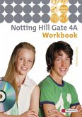 Notting Hill Gate 4 A. Workbook 4A mit Audio-CD