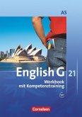English G 21. Ausgabe A 5. Workbook mit Audios online
