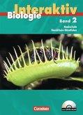 Schülerbuch, m. DVD-ROM / Biologie interaktiv, Ausgabe Realschule Nordrhein-Westfalen Bd.2