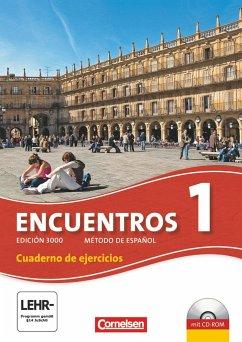 Encuentros 01 Cuaderno de Ejercicios inkl. CD-E...