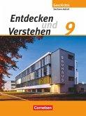 Entdecken und Verstehen 9. Schuljahr. Schülerbuch. Sachsen-Anhalt