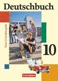 Deutschbuch. Neue Grundausgabe 10. Schuljahr. Schülerbuch