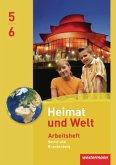 Heimat und Welt 5. Arbeitsheft. Grundschule. Berlin, Brandenburg