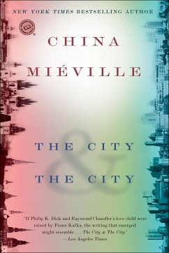 The City & the City - Mieville, China
