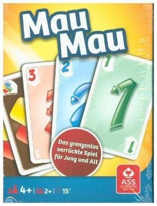 Mau Mau Kartenspiele