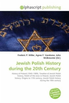 Jewish Polish History during the 20th Century
