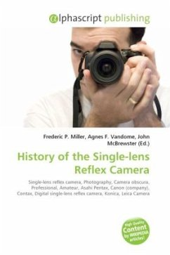 History of the Single-lens Reflex Camera