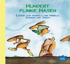 Hundert flinke Hasen, 1 CD-Audio