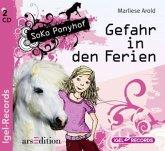 Gefahr in den Ferien / Soko Ponyhof Bd.1 (2 Audio-CDs)