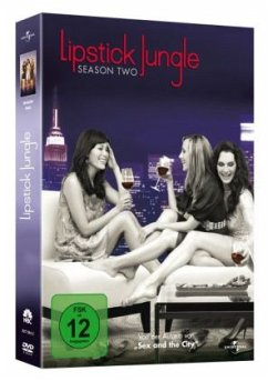 Lipstick Jungle - Season Two (3 Discs) - Brooke Shields,Kim Raver,Lindsay Price