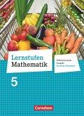 Lernstufen Mathematik 5. Schuljahr. Schülerbuch Hauptschule Nordrhein-Westfalen