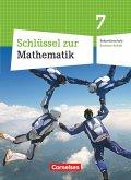 Schlüssel zur Mathematik 7. Schuljahr. Schülerbuch. Sekundarschule Sachsen-Anhalt