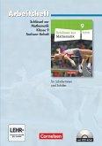 Schlüssel zur Mathematik 9. Schuljahr. Arbeitsheft mit eingelegten Lösungen und CD-ROM. Sekundarschule Sachsen-Anhalt