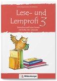 Lese- und Lernprofi 3. Schülerarbeitsheft
