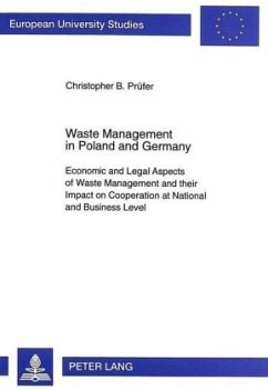 Waste Management in Poland and Germany - Prüfer, Christopher B.