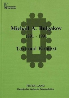 Michail Afanas'evic Bulgakov 1891-1991