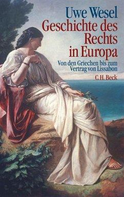 Geschichte des Rechts in Europa