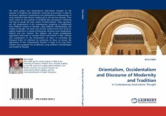 Orientalism, Occidentalism and Discourse of Modernity and Tradition
