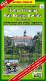 Doktor Barthel Karte Hoher Fläming, Bad Belzig, Beelitz und Umgebung