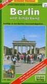 Doktor Barthel Karte Berlin und Umgebung