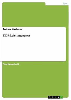 DDR-Leistungssport - Kirchner, Tobias
