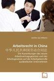 Arbeitsrecht in China
