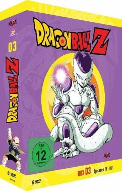 Dragonball Z - Box 3