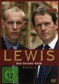 Lewis - Der Oxford Krimi - 2.Staffel (4 DVDs) DVD-Box
