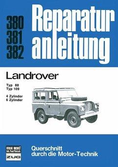Landrover Typ 88 / Typ 109 4-u.6-Zyl. Benziner/...