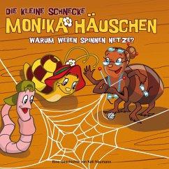 Warum weben Spinnen Netze? (9)