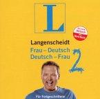Langenscheidt Frau-Deutsch/Deutsch-Frau 2-