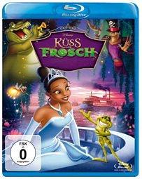 Vorschaubild von Küss den Frosch (Blu-ray Disc)